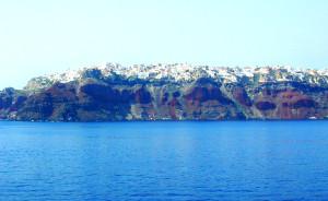 Grčka ostrva: Santorini