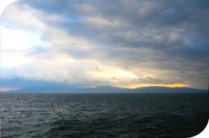Oluja nad ostrvom
