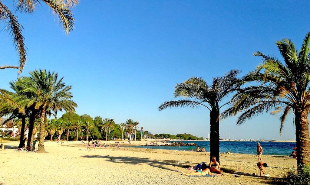 Eliniko, Atina, Plaža, More