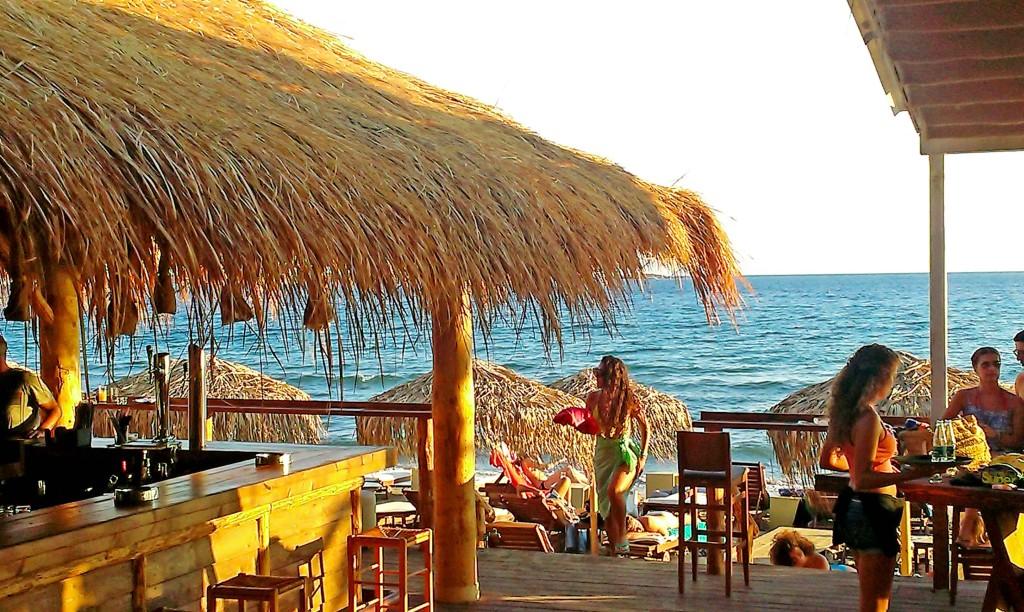 Atina, Vula, Plaže, Bič bar