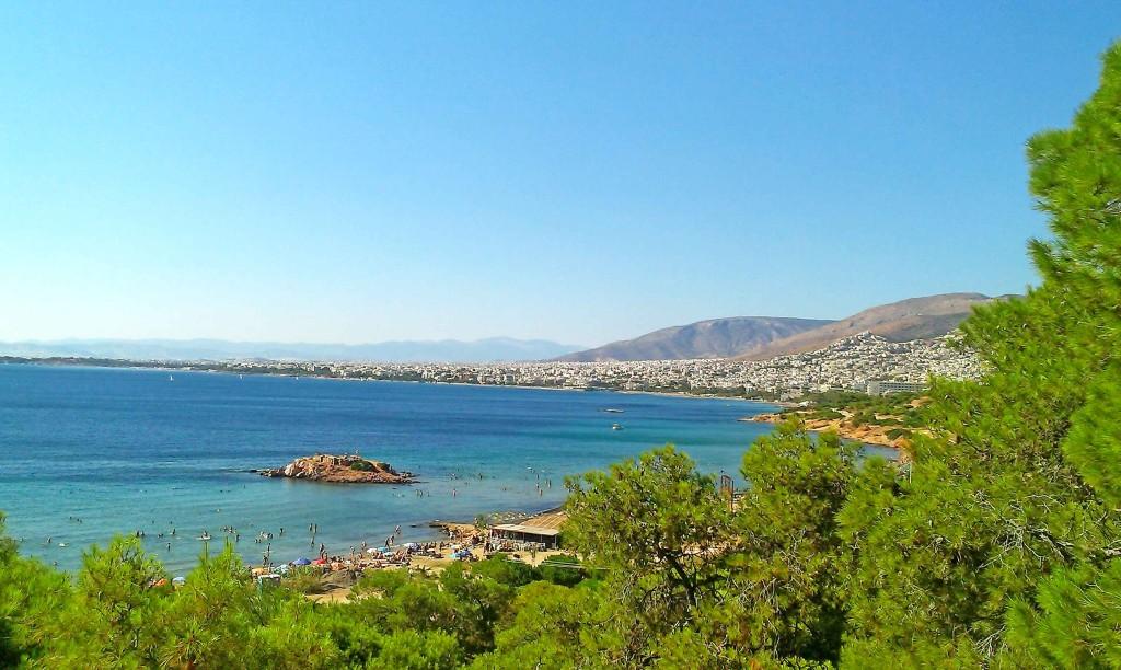 Atina, Vuljagmeni, Plaža, More