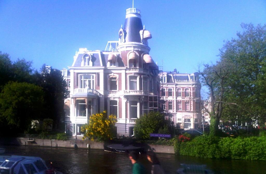Amsterdam putovanje ulice