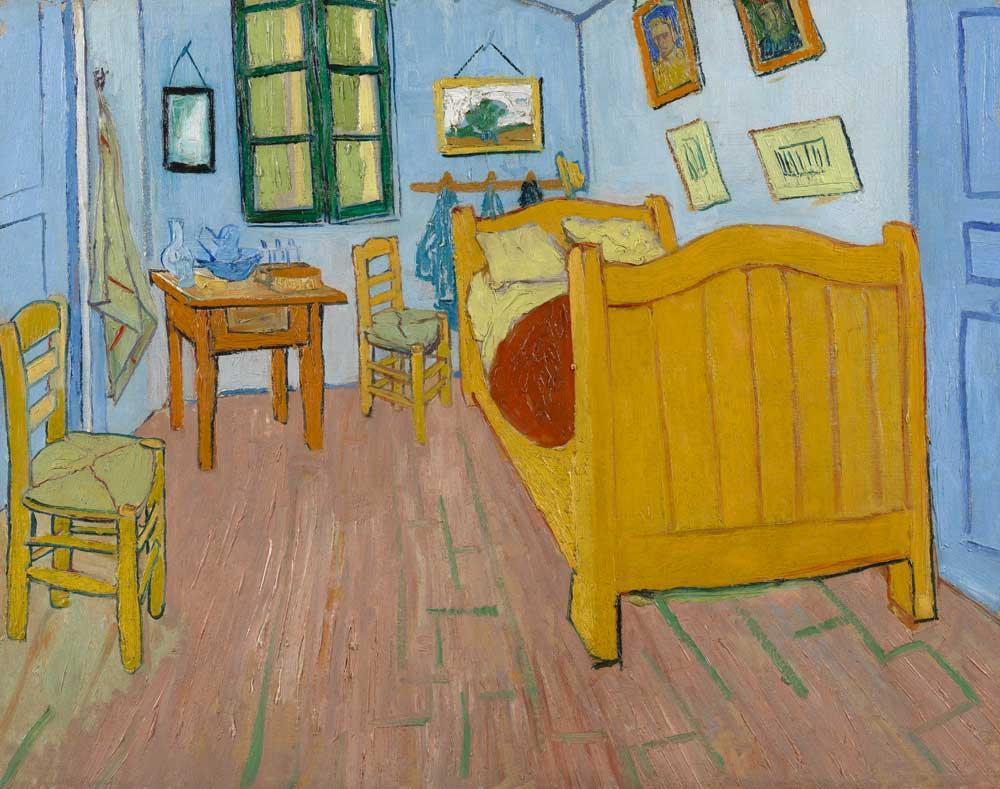 Spavaća soba, Van Gog