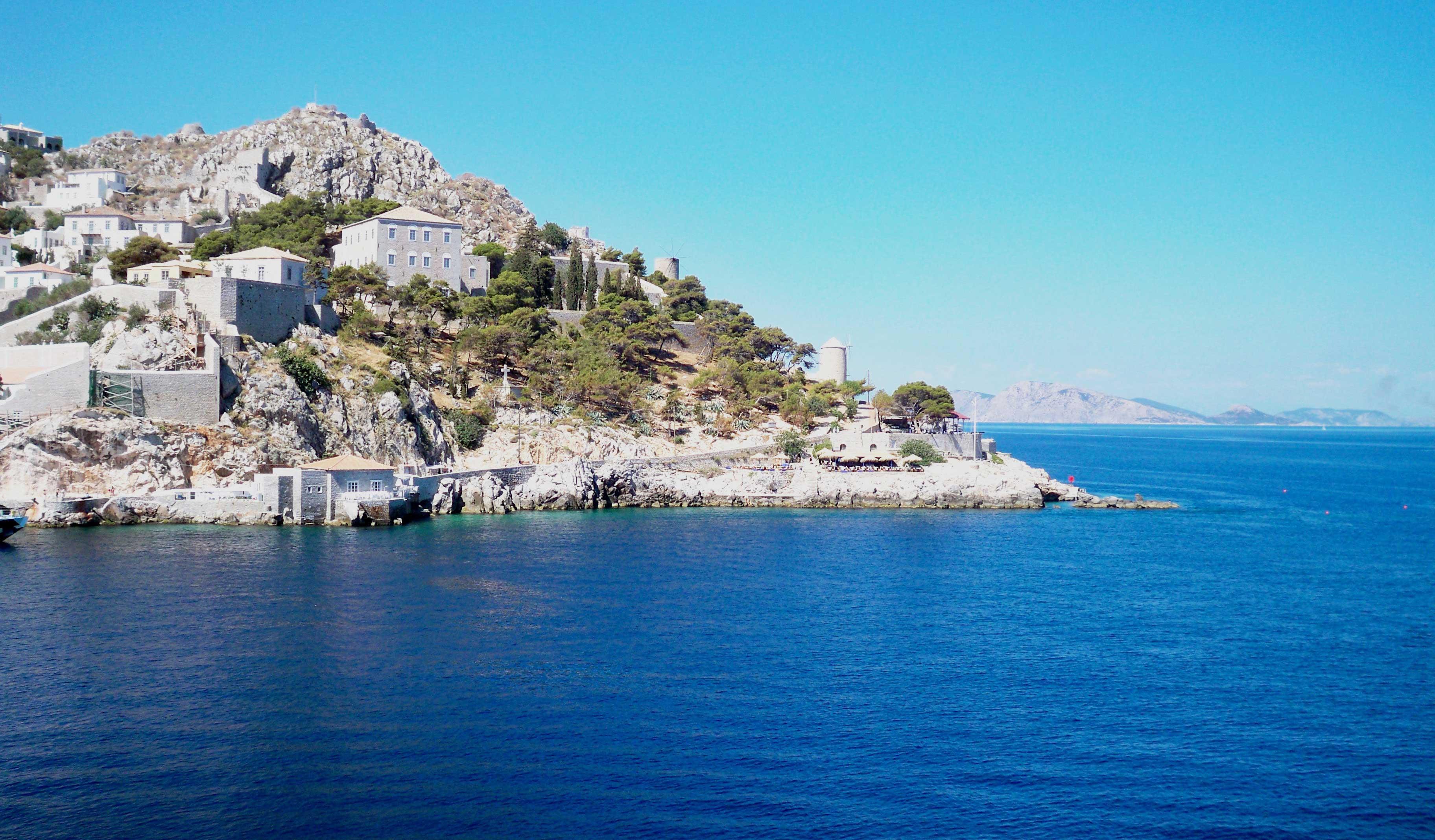 Ostrva pored Atine, ostrvo Hidra