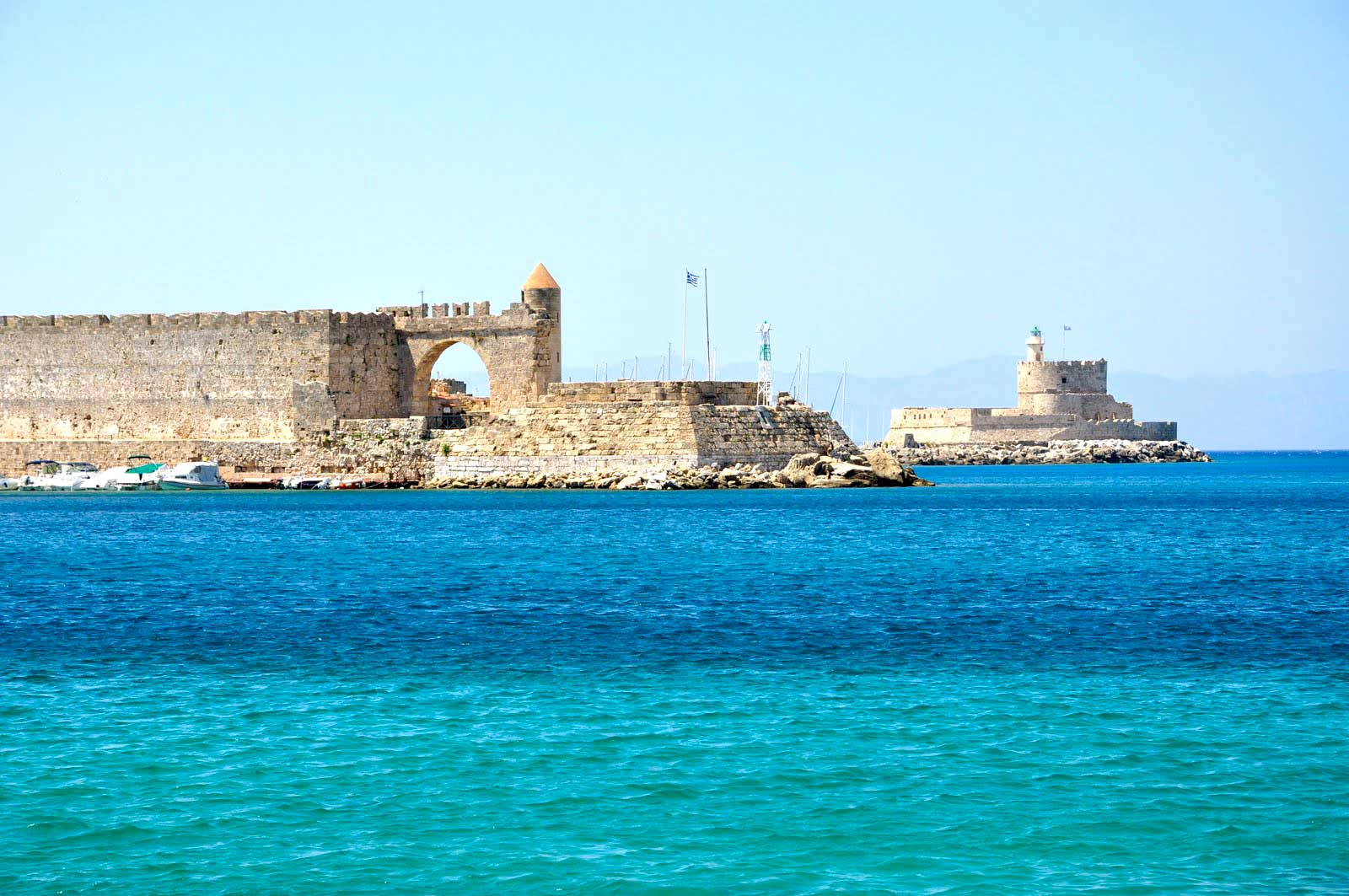 Grčko ostrvo Rodos