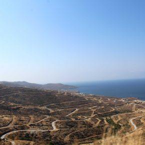 Spiralni putevi na ostrvu Evia