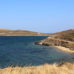 Pejzaži i plaže oko Karistosa